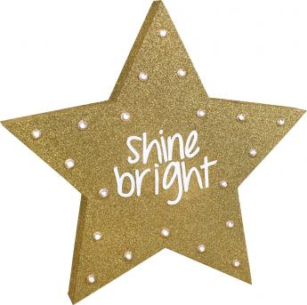 Shine Bright Lighted Star