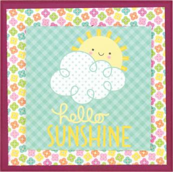 Sunshine 5x5 Tile