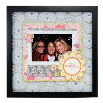 The Perfect Day Float Frame