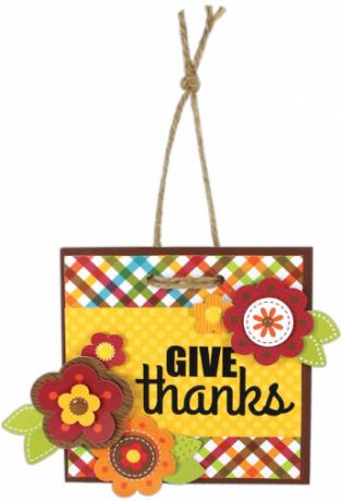 Give Thanks Tile
