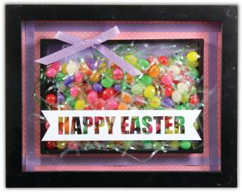 Happy Easter Fillable Frame