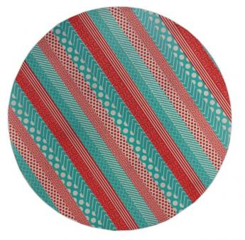 Washi Tape Lazy Susan