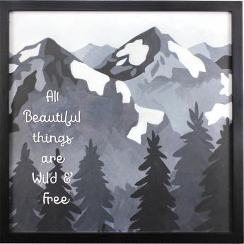 All Beautiful Things Frame