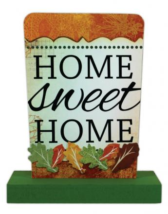 Home Sweet Home MDF Stand