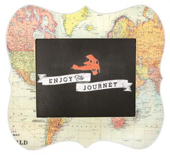Enjoy The Journey Frame