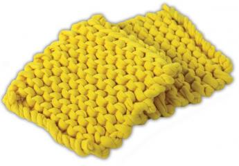 Noodle Yarn Coasters