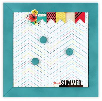 Chalky Finish Memo Board