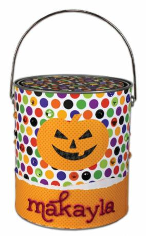 Trick or Treat Paint Can