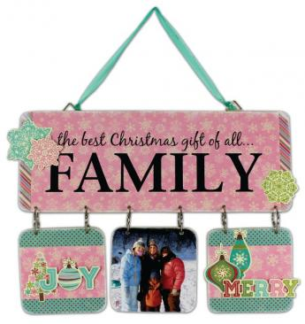 Family Hanging Plaque
