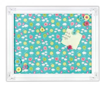 Fabric Magnetic Board