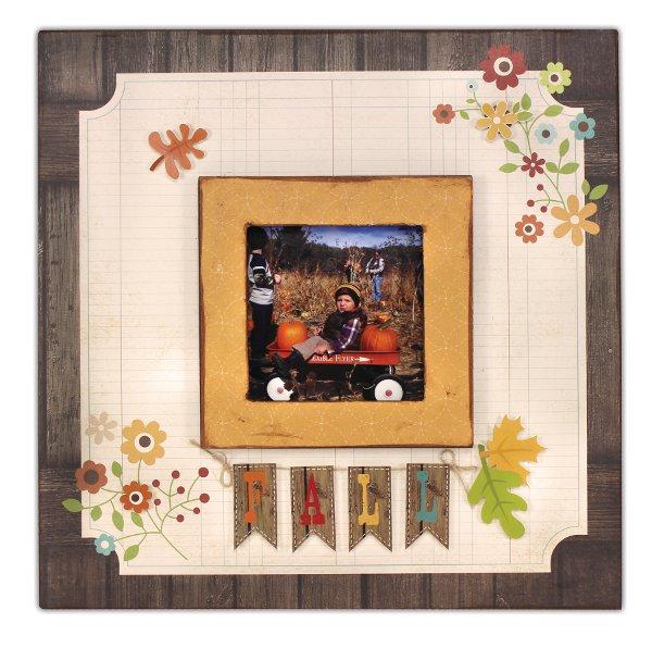 fall 12x12 frame crafts direct. Black Bedroom Furniture Sets. Home Design Ideas