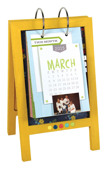 2015 Calendar Easel Crafts Direct