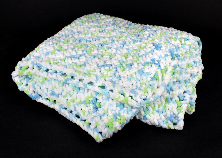 Bernat Baby Blanket Knitting Patterns : Bernat Baby Blanket Crafts Direct