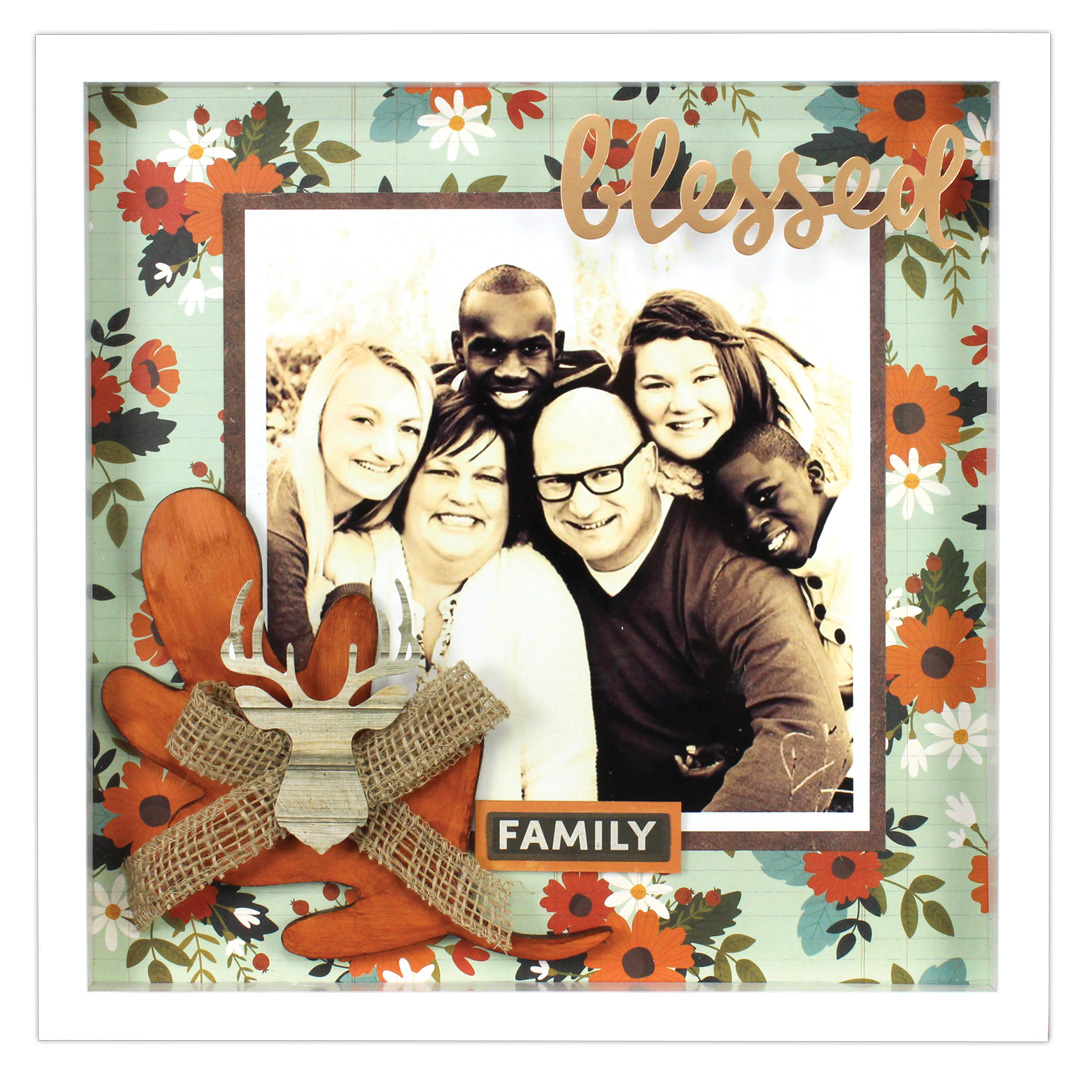 Blessed Shadow Box Crafts Direct