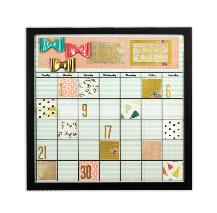 calendar memo board crafts direct