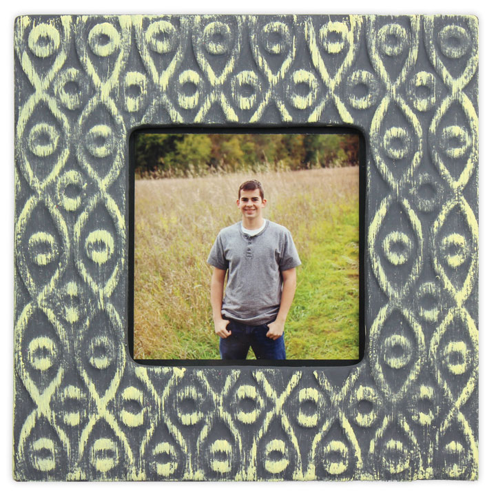 Chalk Paint Square Frame | Crafts Direct