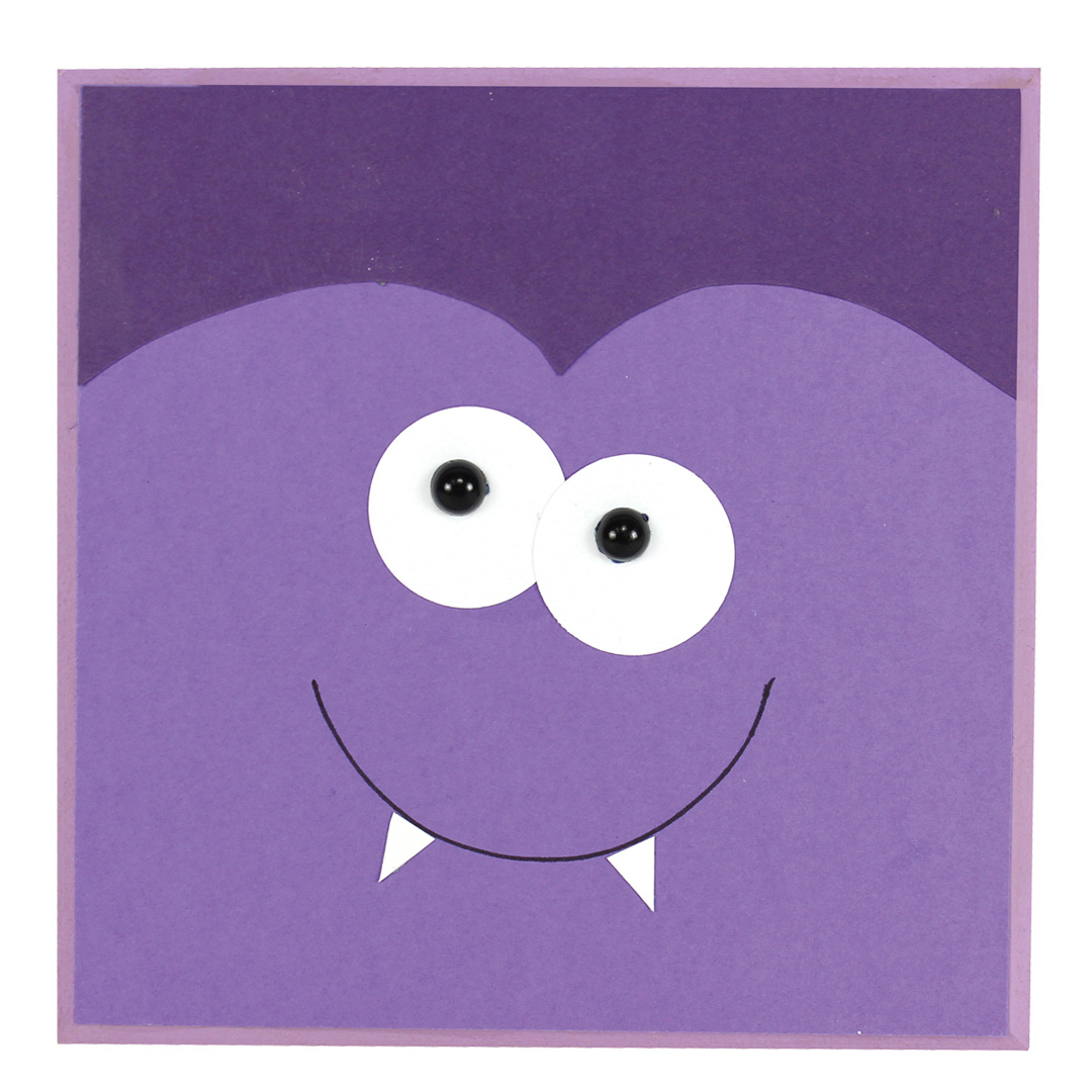 Halloween Character Tiles Crafts Direct
