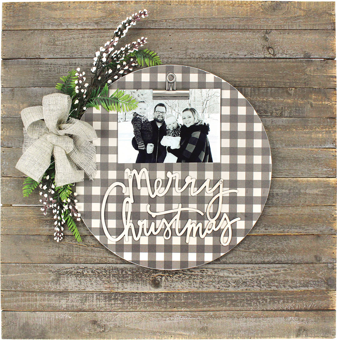 Rustic Merry Christmas Pallet Crafts Direct