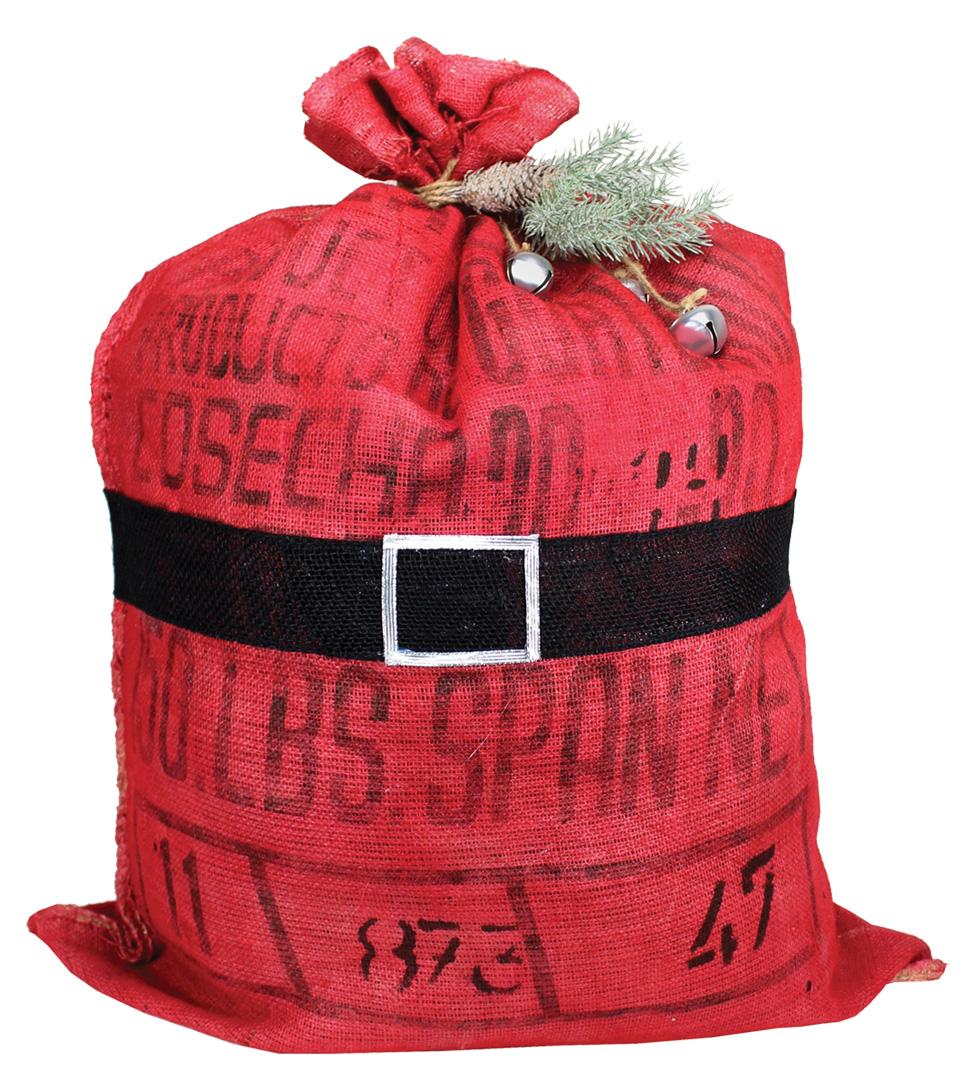 Santa Bag Crafts Direct