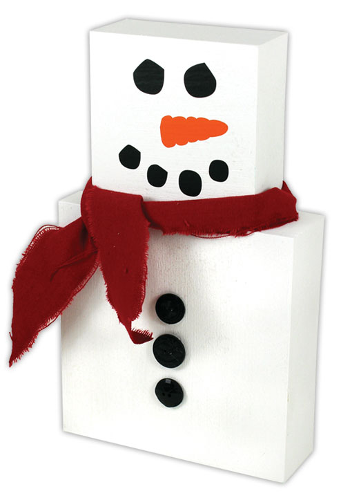 Snowman Wood Boxes Crafts Direct